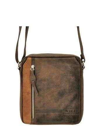 Always Wild BAG-2-HB ciemny brąz