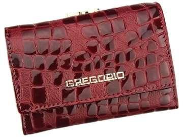 Gregorio FS-117 ciemny czerwony