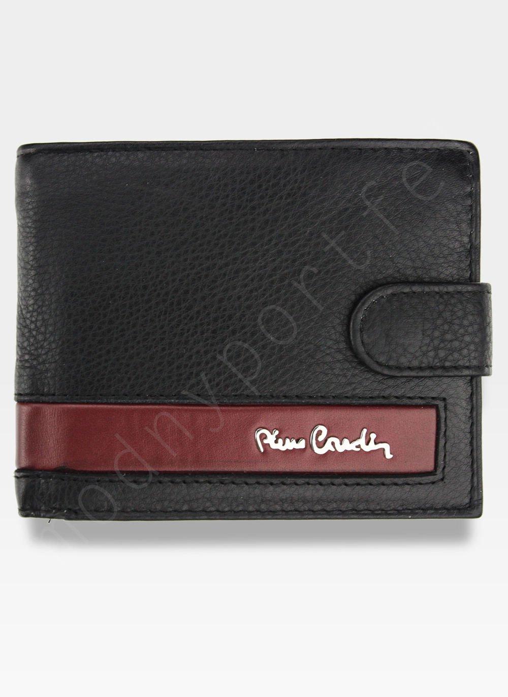 123a11b42fefc Dobry portfel męski Gentleman Pierre Cardin Tilak26 324A RFID Kliknij, aby  powiększyć ...