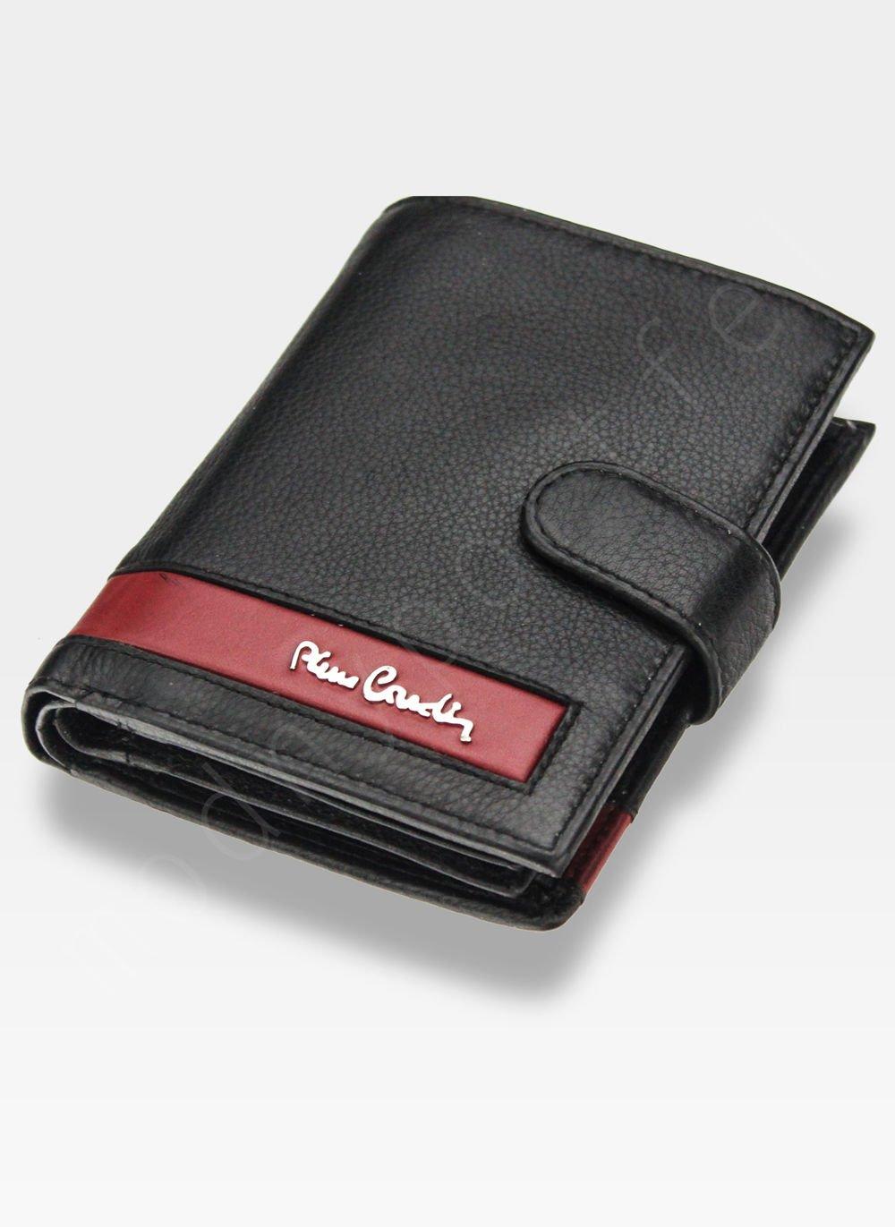 c0adbc314e47f Kliknij, aby powiększyć · Fajny portfel męski Desert Pierre Cardin Tilak26  326A Sahara RFID Kliknij, aby powiększyć ...