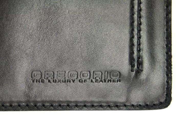 Teczka Aktówka A4 Gregorio 819-2 brązowy