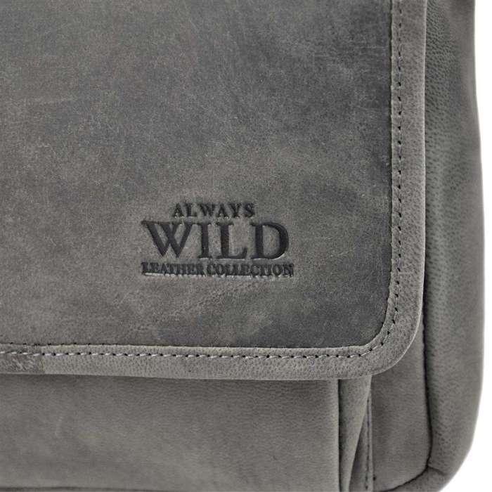 Always Wild 015-TGH czarny
