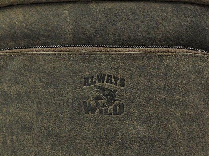 Always Wild ZF1510 CBH brązowy