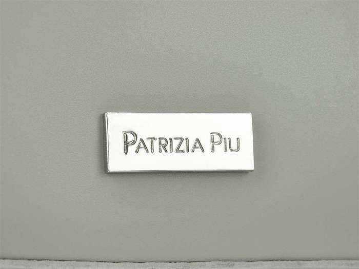 Damska Torebka Skórzana Patrizia Piu 418-044 czerwony