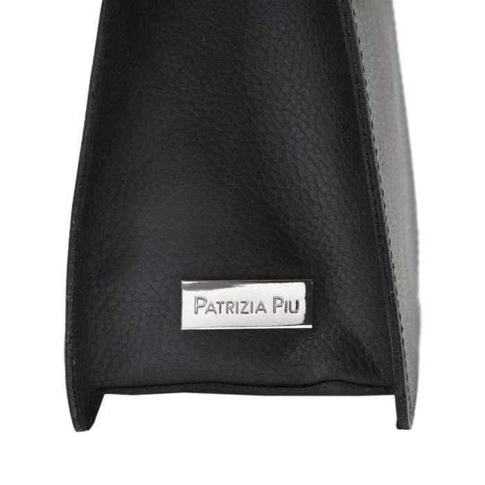 Damska Torebka ekologiczna Patrizia Piu POL-18-022 srebrny