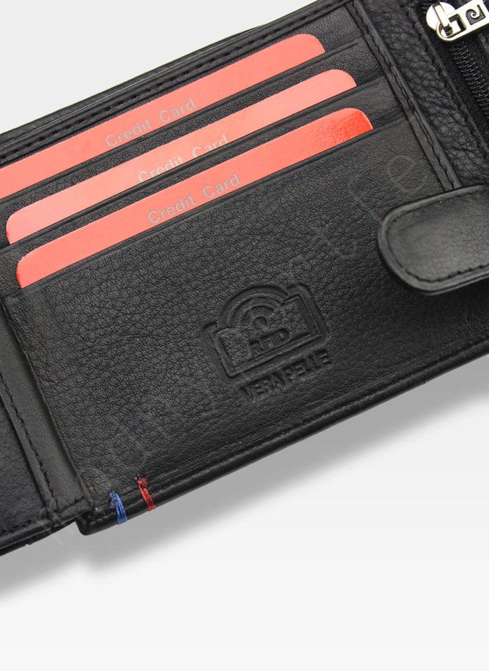 Dobry portfel męski Gentleman Pierre Cardin Tilak26 324A RFID