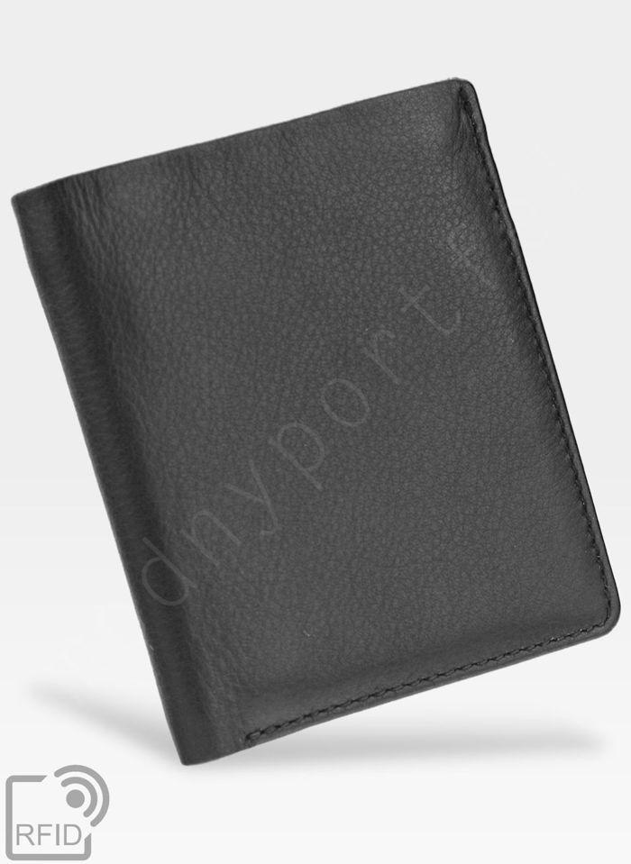 Etui Cardholder Portfel Męski Skórzany Visconti Wbudowana Technologia RFID