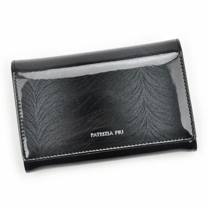 Patrizia Piu FF-112 RFID ciemny popiel