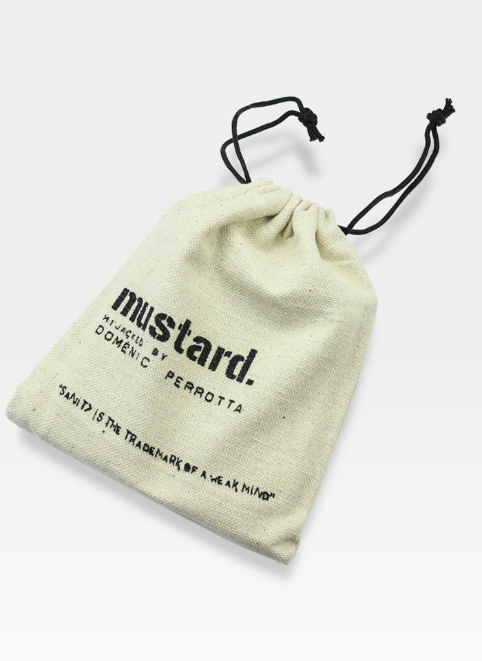 Portfel Skórzany Męski Mustard Accesories (slut)