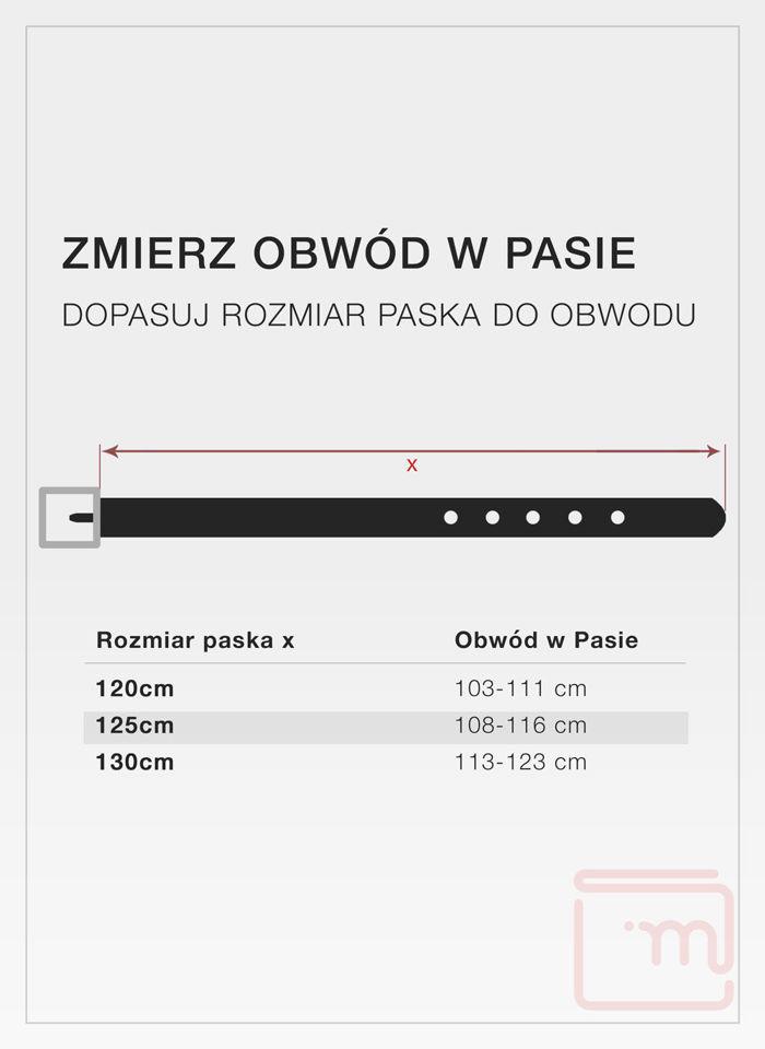 Zestaw Prezentowy Męski Portfel Pasek Prezent Skórzany Pierre Cardin Oryginalny ZG-10